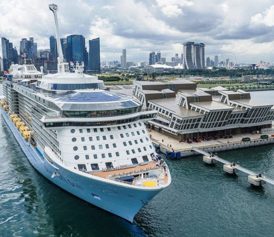 Royal Caribbean Cancellations Continue Quantum of the Seas Singapore