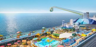 New Cruise ships RCCL Odyssey of the seas