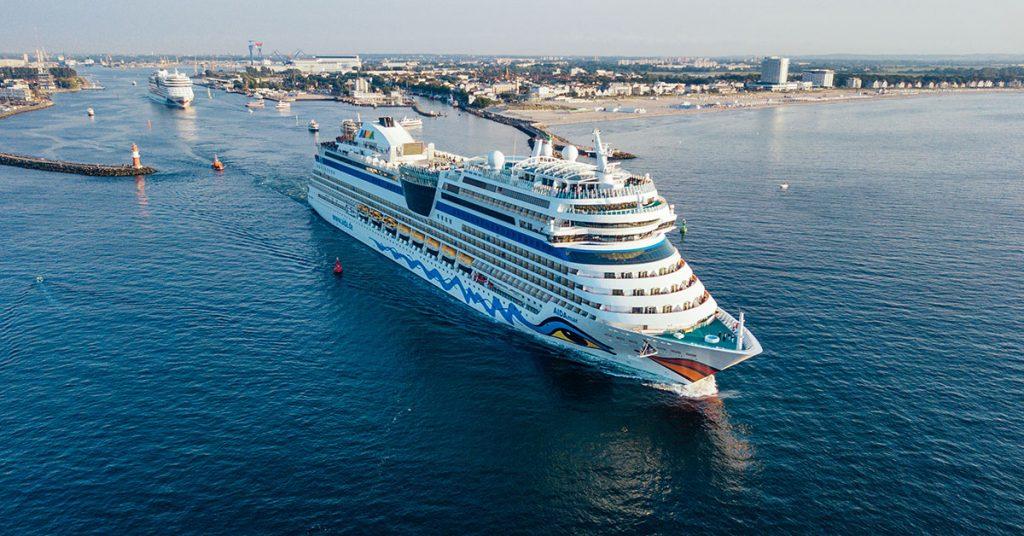 AIDA Cruises will resume in Fall