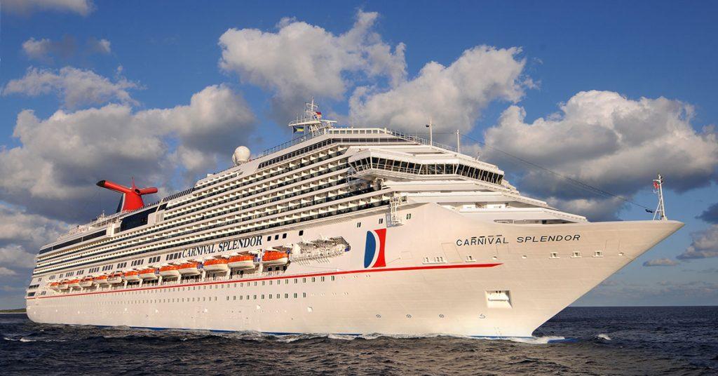 Carnival Cruises Carnival Splendor