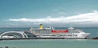 Costa Cruises Atlantica -Shanghai