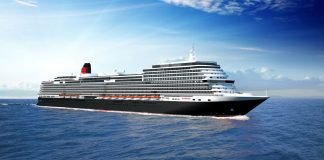 Cunard New Ship Solo