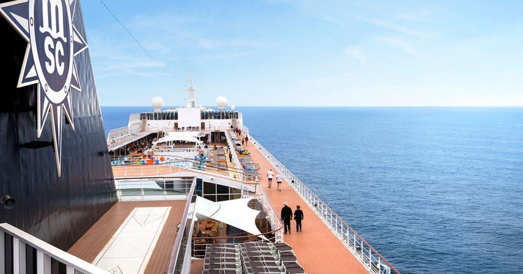 MSC Cruises Return to cruising