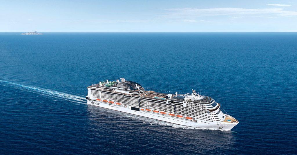 MSC Cruises restarts MSC Grandiosa