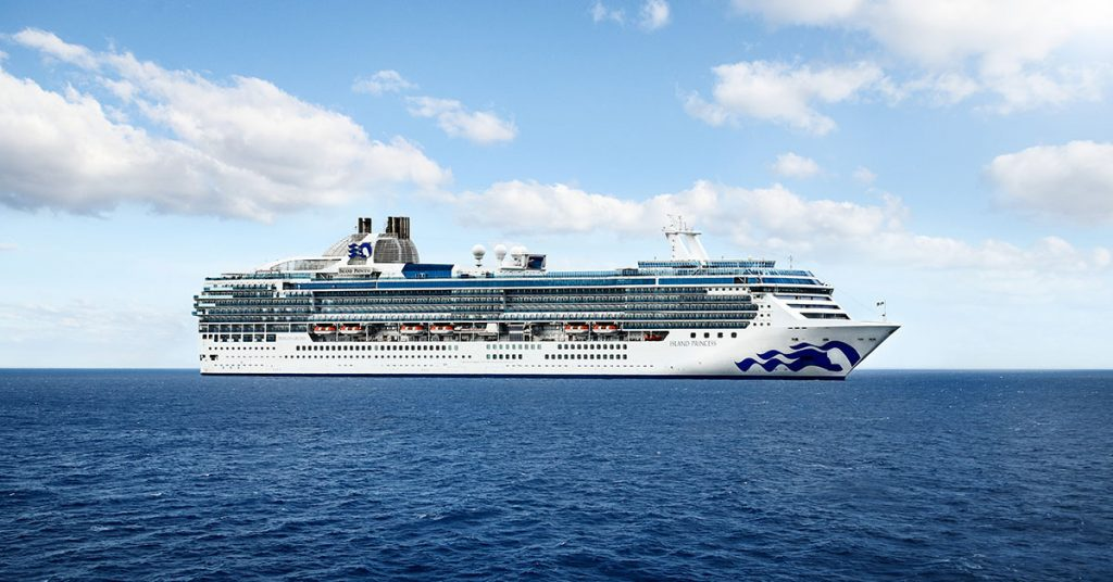 World Cruise Cancellations Island Princess