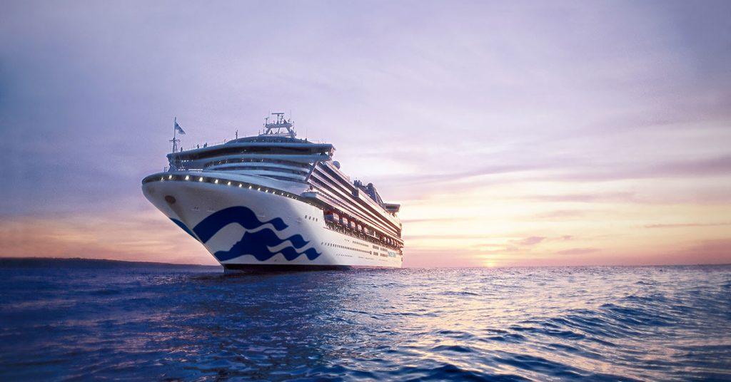 World Cruise Cancellations Pacific Princess
