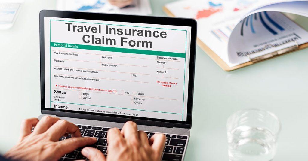 cruise mistakes travel insurance claim form