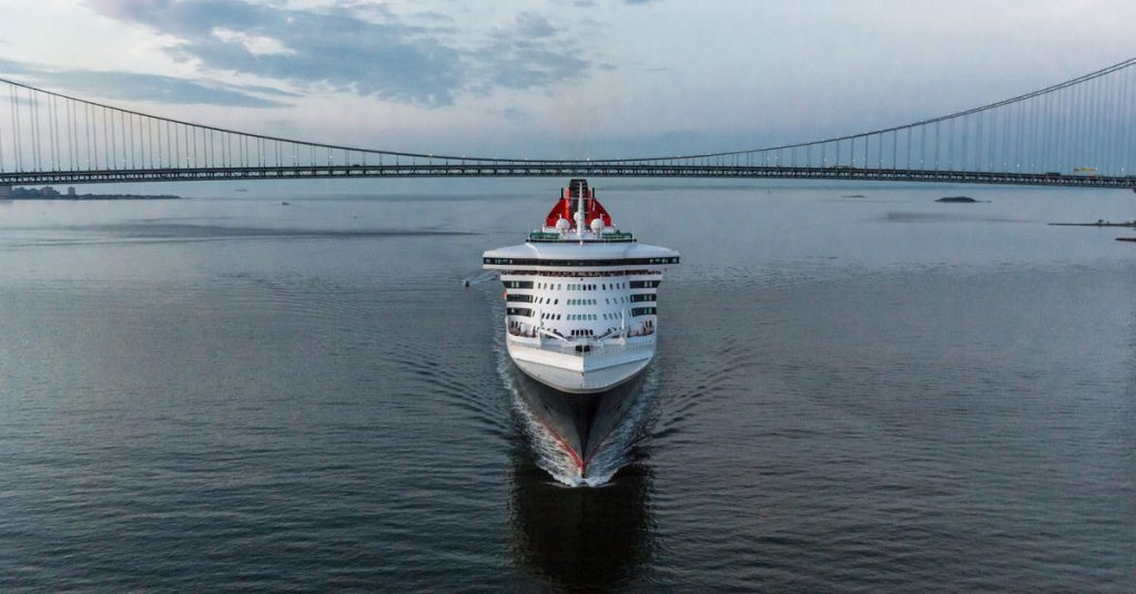 Cunard Classic World Voyage - Queen Mary 2