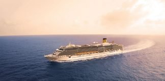 Costa Cruises resumes cruises