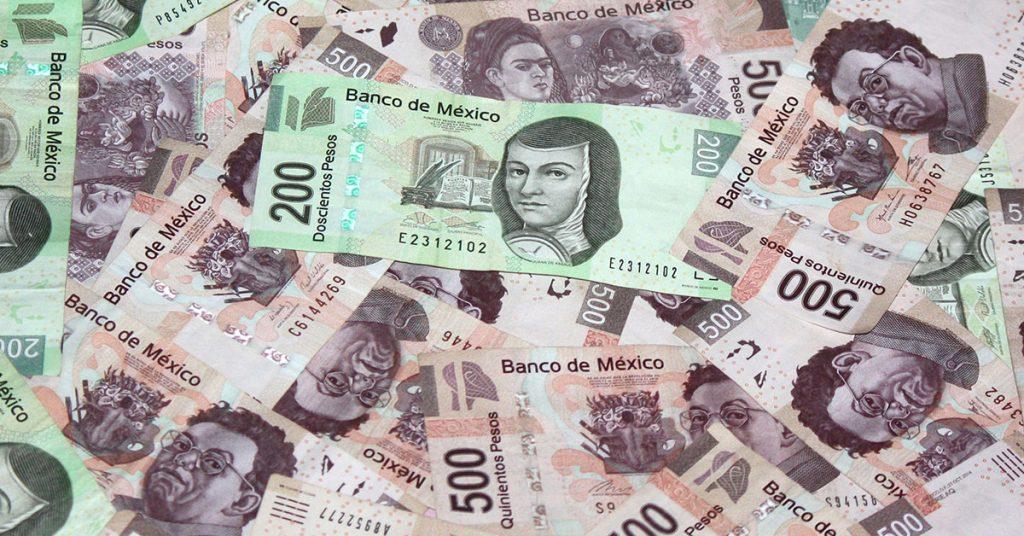 Cruise to Mexico mexican pesos