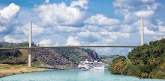 Norwegian Cruise Norwegian Jewel Panama Canal