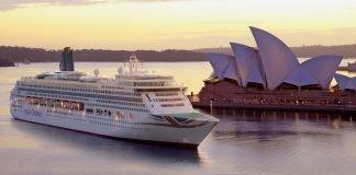 P&O Cancels Cruises AURORA