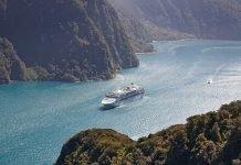 Princess Cruises Sea Princess Fiordland