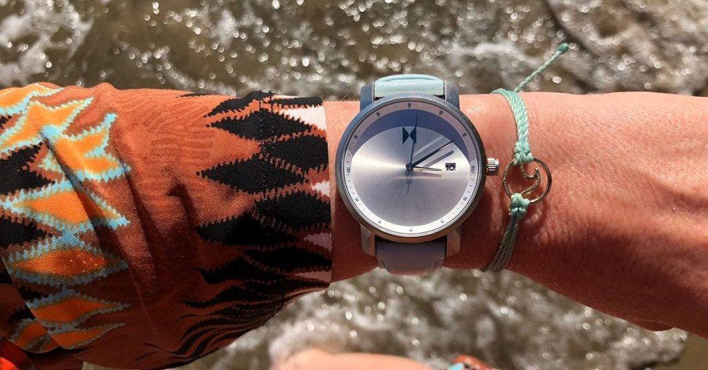 cruise to mexico - wrist watch
