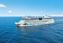 AIDA Cruises restart AIDAblu