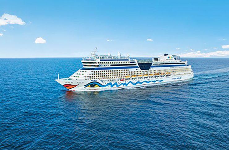 AIDA Cruises restart AIDAblu