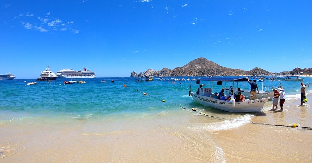 Best Time to Cruise the Mexican Riviera Cabo
