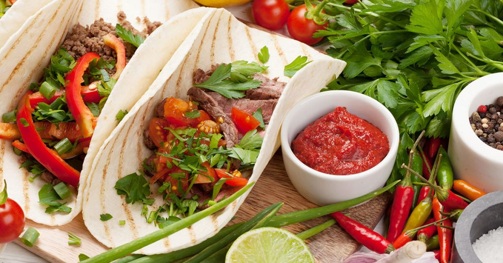 Best Time to Cruise the Mexican Riviera Food