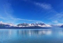 Best time to cruise to Alaska Ocean