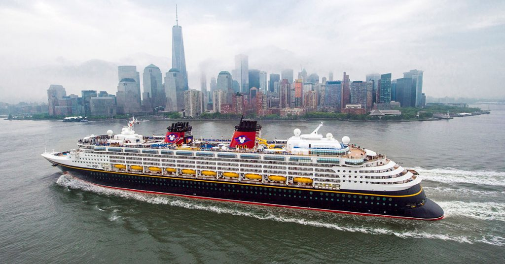 Disney Cruise Line Announces Itineraries