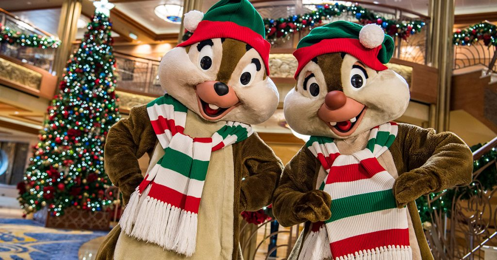 Disney Cruise Line Christmas Itineraries