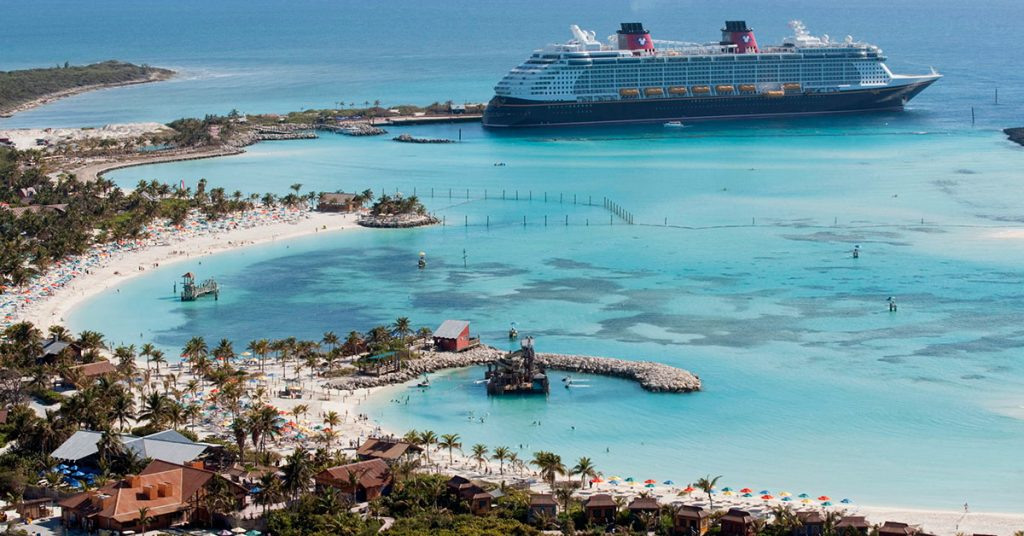 Disney Cruise Line Private Island Itineraries