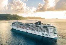 MSC Magnifica MSC Cruises restart