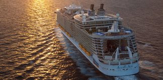 Royal Caribbean Winter Redeployment Allure of the Seas