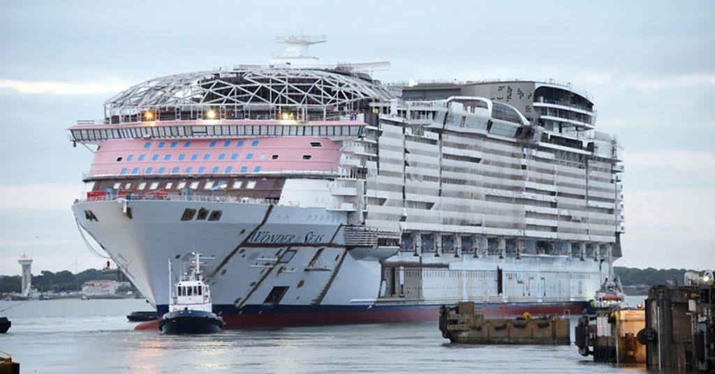 Royal Caribbean - Wonder of the Seas