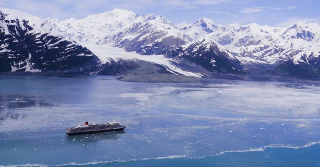 Cunard Alaska cruise