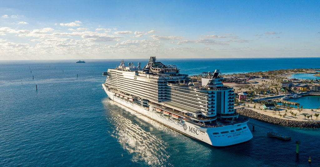MSC Cruises Bahamas Black Friday Sale