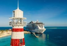 MSC Cruises Environmental Leadership Ocean Cay