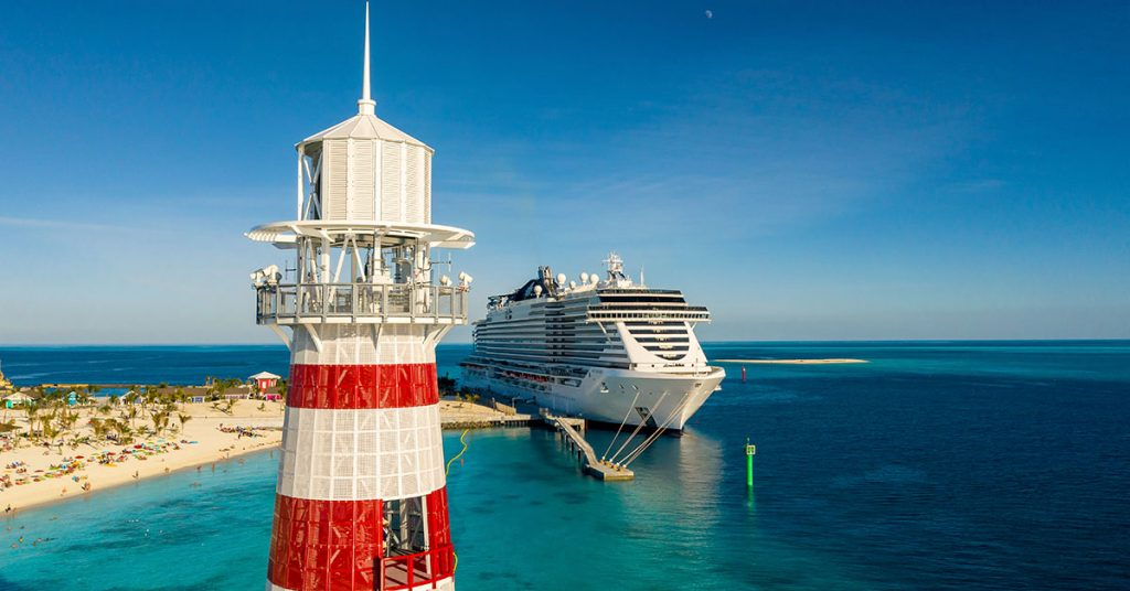MSC Cruises Ocean Cay Black Friday
