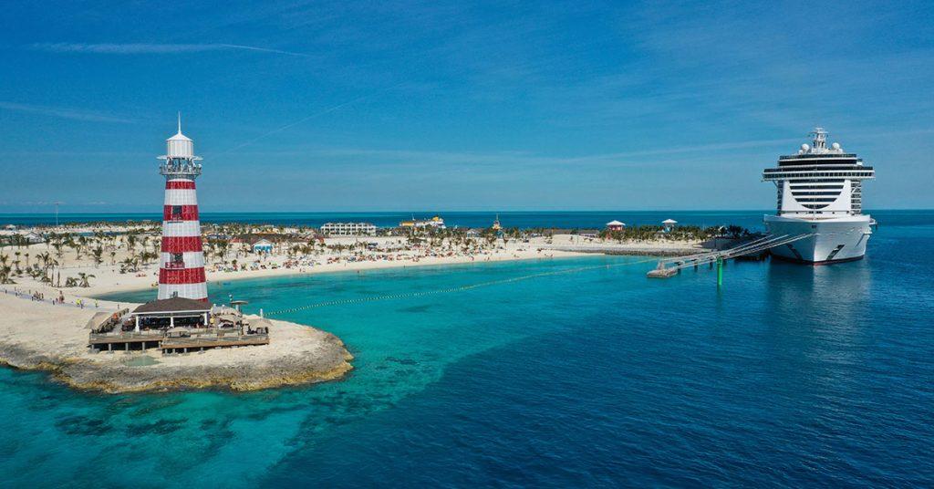 MSC Cruises Ocean Cay Environmental Leadership