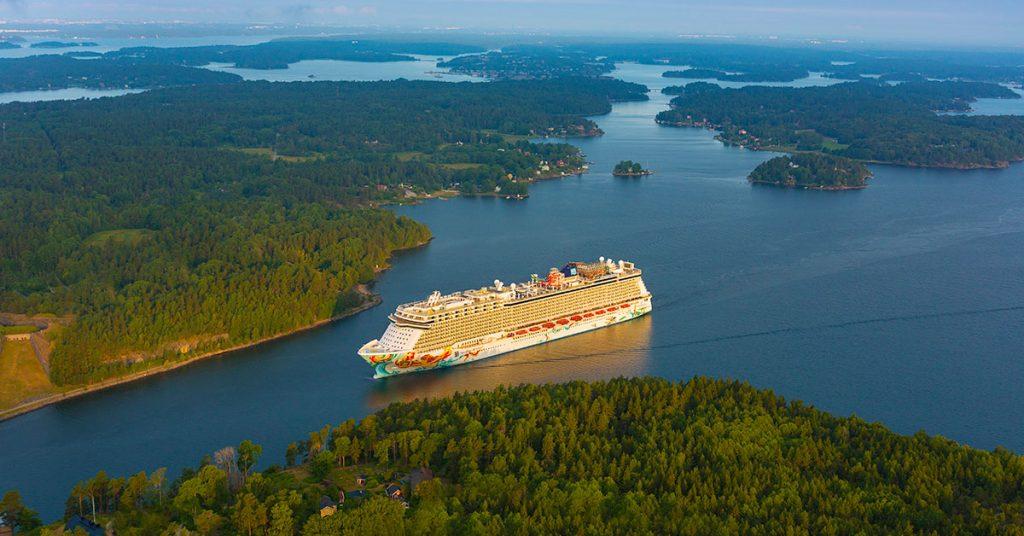 Norwegian Cruise Black Friday Norwegian Getaway Stockholm Sweden