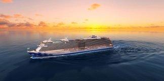 Princess Cruises Enchanted-Sunset-Scene