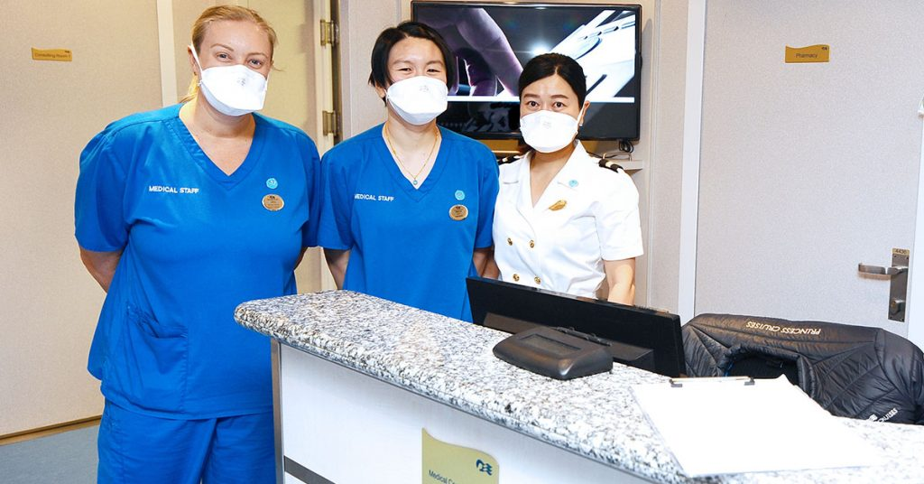 Princess Cruises Medical Team
