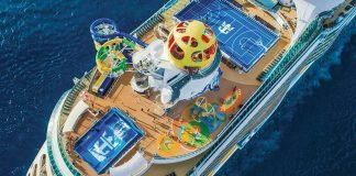 Royal Caribbean Amps Up Thrills