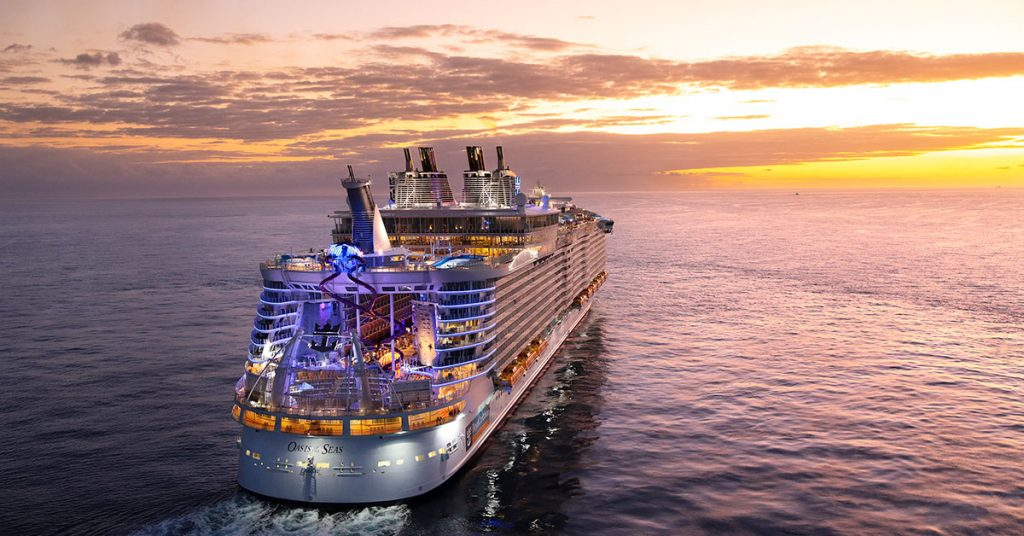Royal Caribbean Amps Up the Thrills