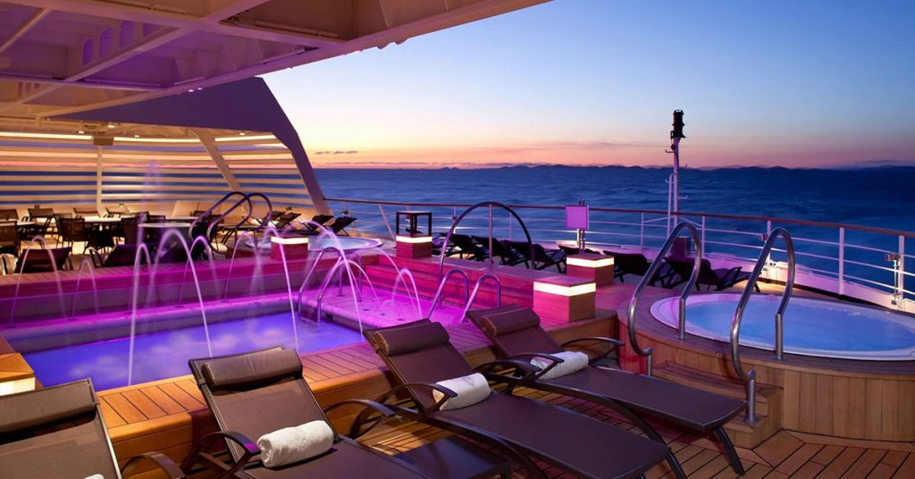 Seabourn Black Friday Sale