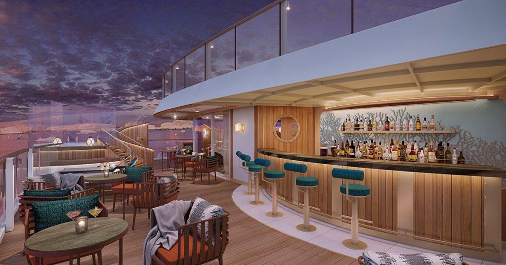 Seabourn Sky Bar The Club