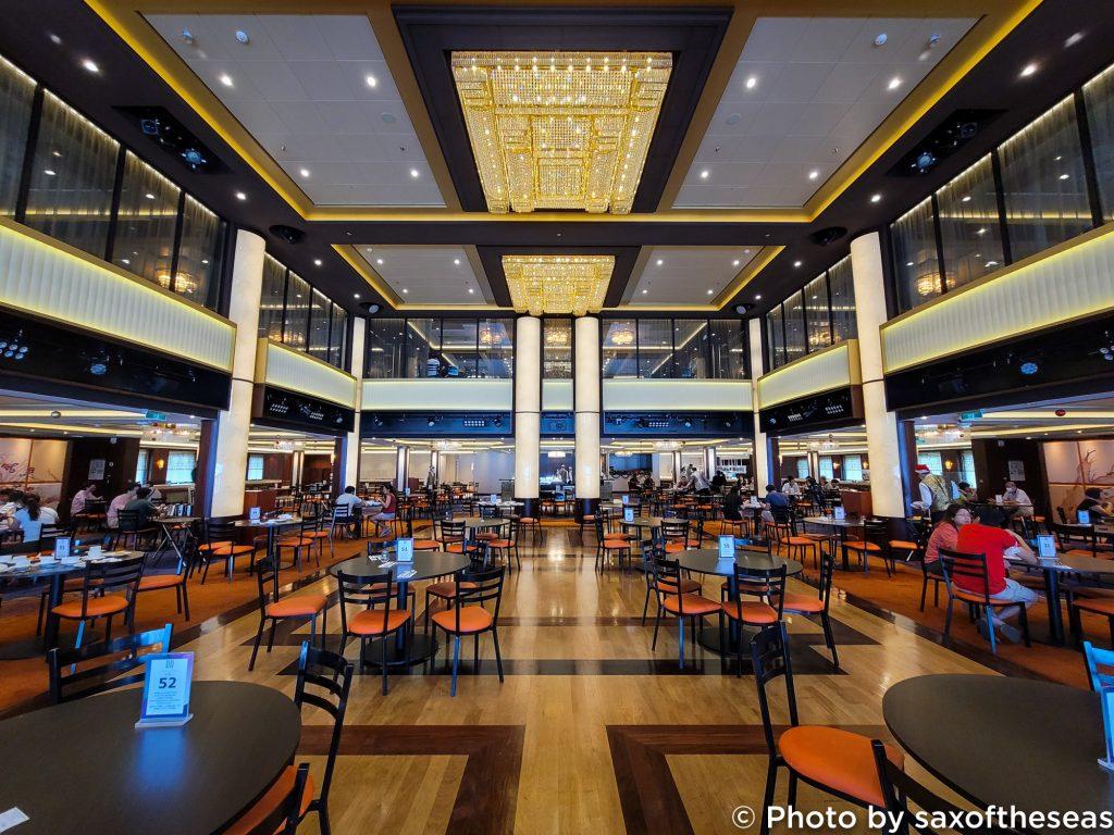 Singapore Cruise Dream Dining