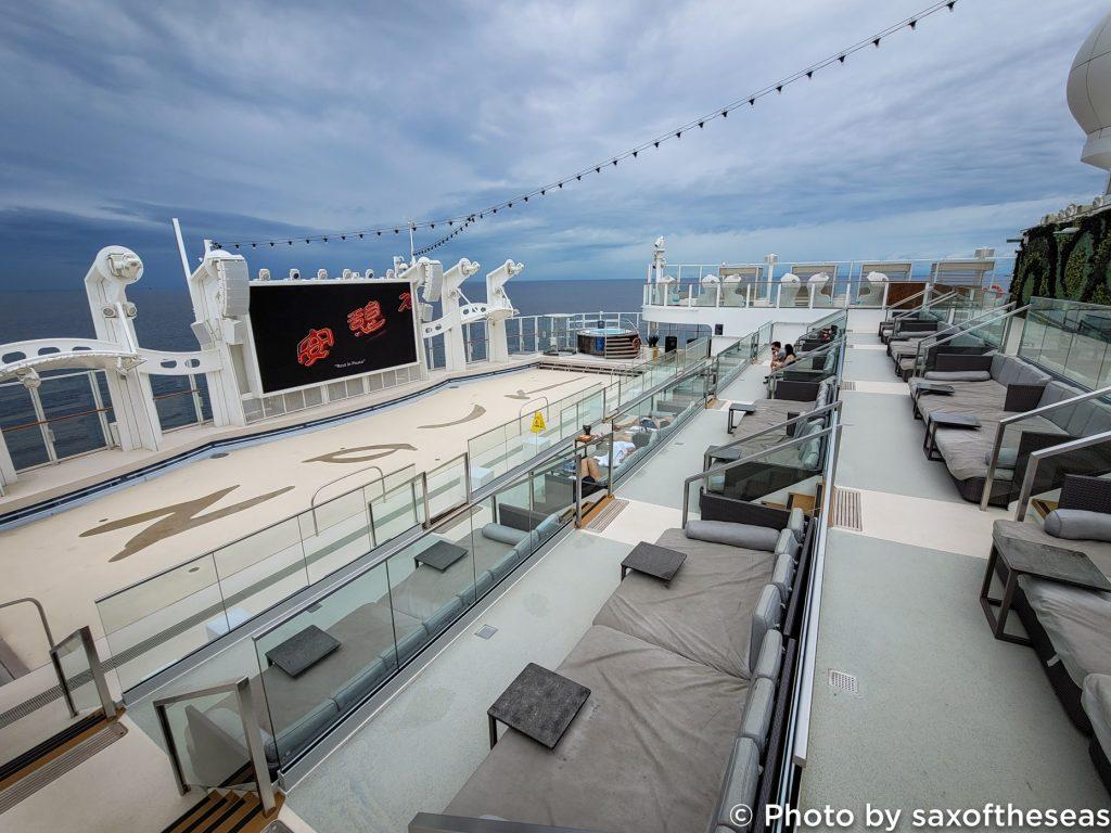 Singapore Cruise Zouk Beach Club 1