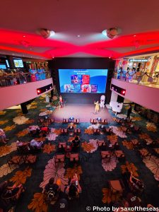 Singapore Cruise Community Space