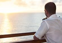 Princess Promise Princess cruises Officer Viewing Sunset