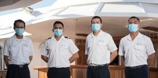 Windstar Cruises SB-Star-Grill-crew