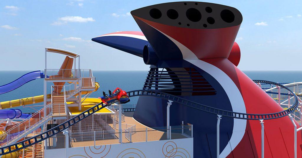 Carnival Cruise Carnival Celebration PortMiami Bolt