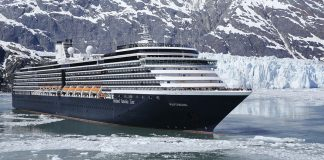 Holland America in Alaska