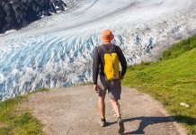 Alaska Cruise questions glacier hike