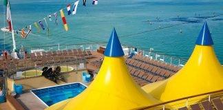 Costa Restarts Cruises Luminosa